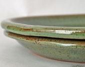 Plates, luncheon plate, Handmade Ceramic plates, Dinnerware, Pottery Plate set, stoneware plates, salad plate, luncheon plate