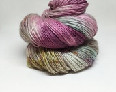 Dyed to order Hand Dyed Yarn - Is it Cool if I Hold Your Hand?