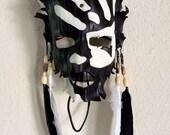 Shaman War Paint Mask (RESERVED)