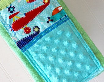 Baby-Burp-Cloths-Boys-Boy-Air-Planes-Jets-Mnky Dot-Stylish-Diaper-6Ply-Baby-Shower-Gifts-Designed-By-inspiringdesignstudio.com-baby-Gift
