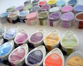 Dew Drop Dye Ink Stamping, Memento, Brilliance, Versa Magic, Scrapbooking, Embossing, Craft Supplies