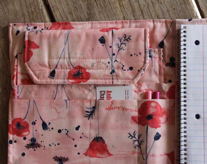 Watermelon Wishes Spiral Notebook Organizer Folder