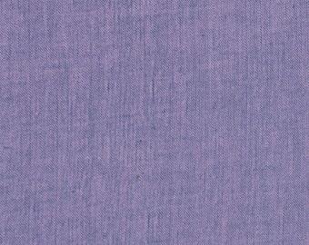 Kaffe Fassett SC14 Shot Cotton Lavender Fabric By The Yard