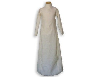 Medieval dress for girls, simple cotte for kids, made to order, size 2-7, renaissance dress for girls