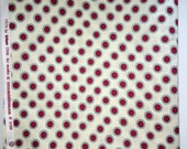 SALE OOP Urban Chicks 1974 Dot Fabric 1+yd
