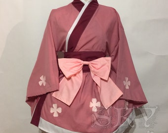 Fuu Samurai Champloo Kimono Dress