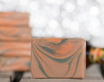 Pumpkin Wheat - Pumpkin Spice - Beer Soap - Gifts for Men