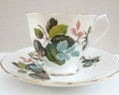 Tea cup planter ~ Repurpo...