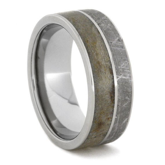dinosaur bone wedding ring dinosaur bone ring meteorite wedding band with a by 3550
