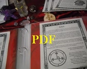 LILITH PDF -- Book of Shadows -- BOS page