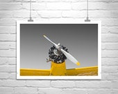 Airplane Art, Airplane Propeller, Aviation Art, Airplane Decor, Crop Duster, Pilot, Planes, Aeronautical, Airplane Print, Murray Bolesta