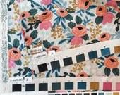Presale - Anna Bond Les Fleurs 13 Print COMPLETE Collection Bundle - Rifle Paper Company for Cotton + Steel