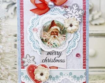 Merry Christmas...Handmade Card