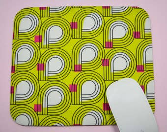 Buy 2 FREE SHIPPING Special!!   Mouse Pad, Fabric Mousepad   Droplet
