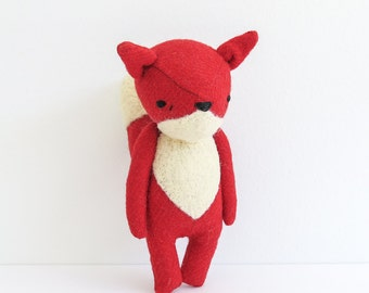 the dear ones | fox soft toy (made to order)