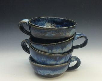 Galaxy Blue SOUPer mug