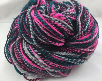 Handspun Worsted Weight Yarn - Taiwania