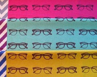 ECHINO Nico Summer 2013 by Etsuko Furuya, EF702 Glasses, 1/2 yard set of 3