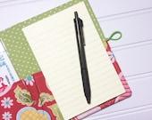 Mini Shopper - Notepad holder List taker - Apple of my eye