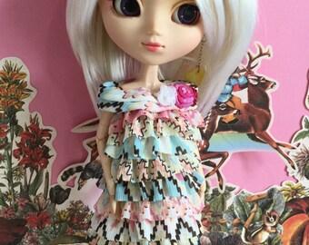 Pullip handmade dress set 1 item