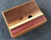 Decorative wooden gift box
