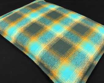 Flannel Corn Heating Pad, Microwavable Heat Pack, Hot Cold Therapy, Bed Warmer, Physical Therapy, Massage Therapy