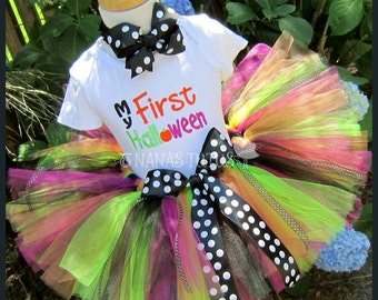 1yr, Ready to Ship, My First Halloween, Party Outfit, Halloween Parties, Trick or Treat