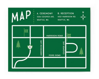 Map Design fee