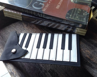 New item !!! Piano Pencil Case by Fullmoonn Shop
