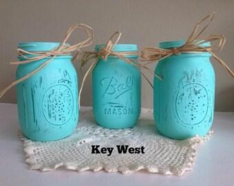 3pc Pint Set in Key West Blue