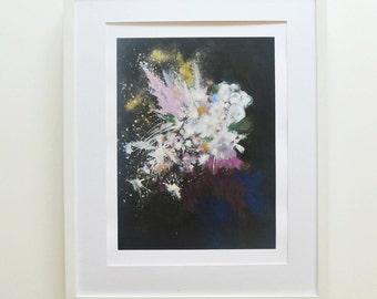 Throwing Stars - Art Print