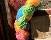 Unicorn Farts Fingering Weight yarn