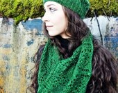 Under the Influence Hat & Cowl Pattern Set Instant Download