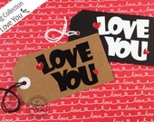 4 Handmade Love You Gift Tags for Every Occasion