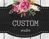 2 Custom Signs