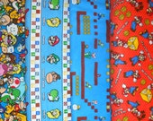 CHARACTER #21  fabrics, sold individually,not as a group, sold by the Half Yard, please see body of listing