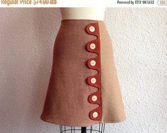 SALE Becca asymmetrical a-line skirt Sz 0