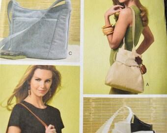 Vogue V8661 Accessories One size (uncut) Bags