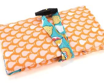 Interchangeable Knitting Needle Organizer - Fruit Slice