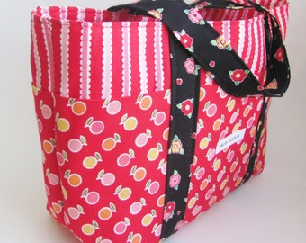Knitting Project Tote