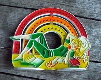 Rainbow earring holder - Revere Mfg.