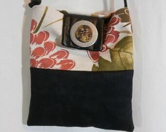 Cute 2-Tone Small Messenger Bag. FREE SHIPING!