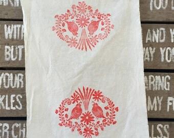 El Jardin - Organic Tea Towel