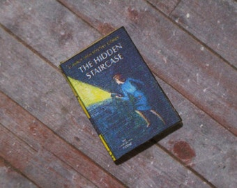 Miniature Book --- Nancy Drew: The Hidden Staircase