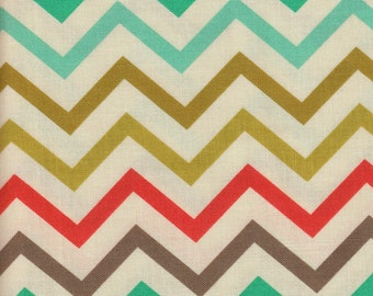 Michael Mini Chic Chevron - Fabric 1 yard off of bolt (more available)