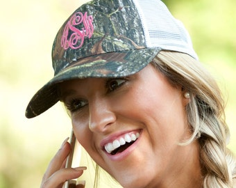 Personalized Trucker Cap Baseball Hat-4 Colors
