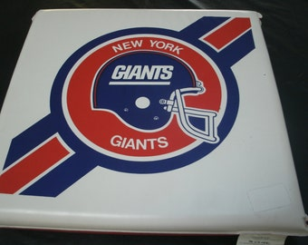 NFL New York Giants Bleacher Cushion