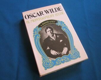 "Hardback Book ""Oscar Wilde A Biography"" by H. Montgomery Hyde"