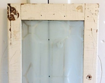 Antique Farmhouse Cupboard Salvage Door