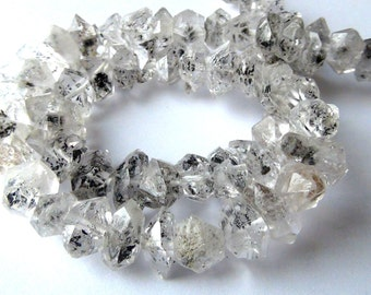 Sale, Moss Herkimer Diamond Quartz